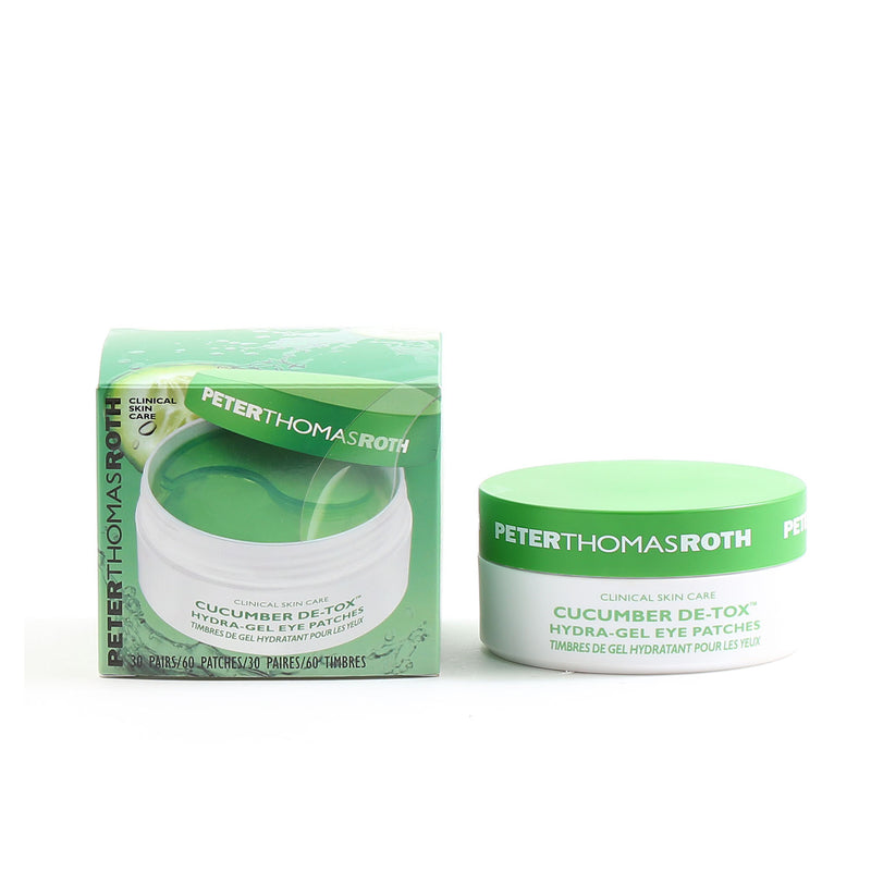 Peter Thomas Roth Cucumber Hydra Gel Eye Patches 60 Ct