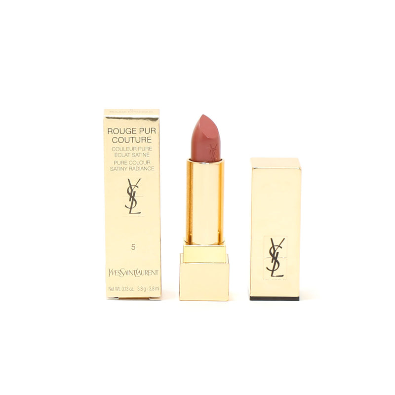 YSL Rouge Pur Couture #05 Rouge Etrusque