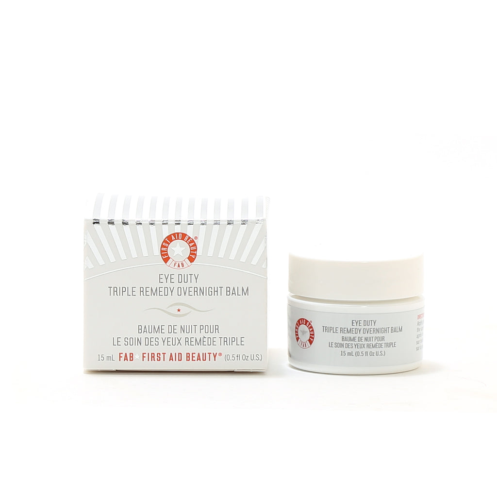 Eye Duty Triple Remedy Overnight Balm