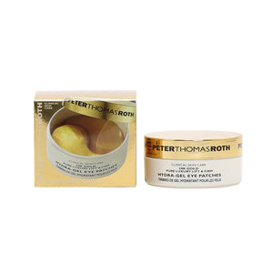 Peter Thomas Roth 24K Gold Pure Lux Lift Firm Gel Patches & Spatu