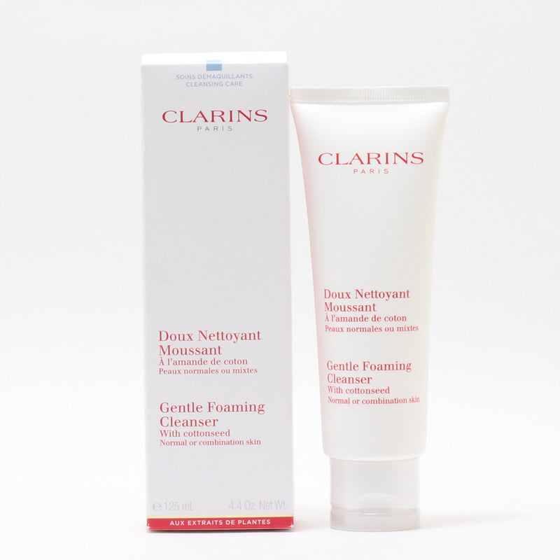 Clarins Gentle Foam Cleanser w/Cotton Seed For Nor/Combo Skin
