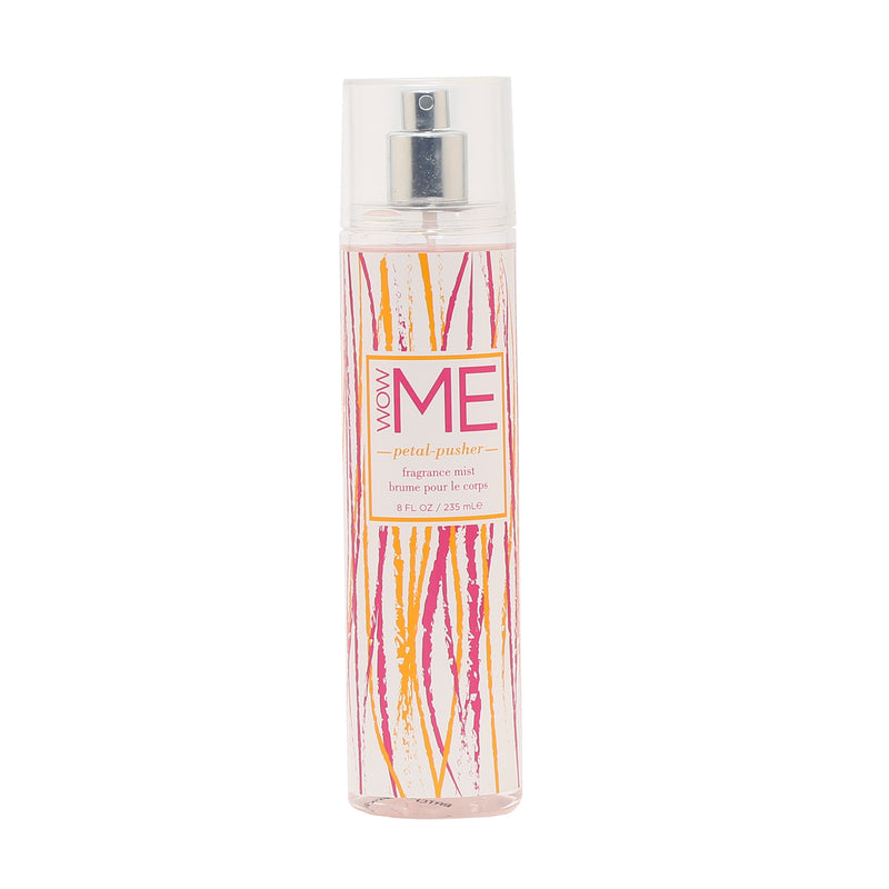 Wow Me Petal Pusher Fragrance Mist