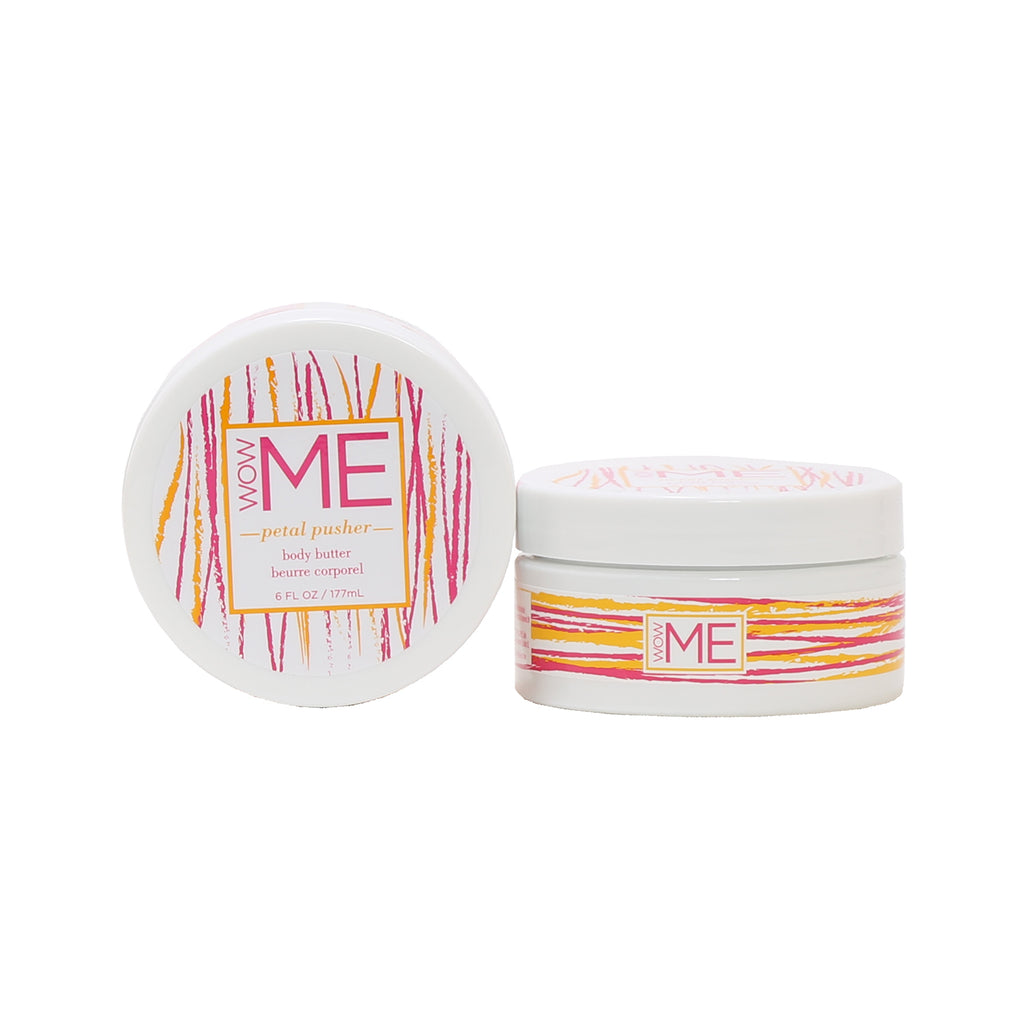 Wow Me Petal Pusher Body Butter