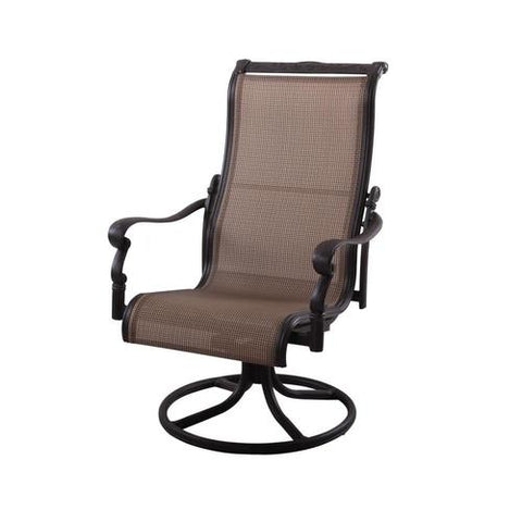 Monterey Swivel Rocking Dining Chair