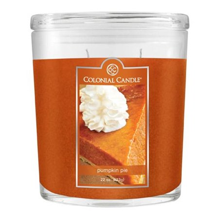 Pumpkin Pie by Colonial Candle