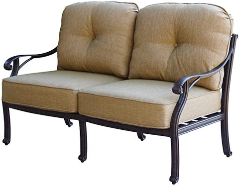 Nassau Love Seat Chair