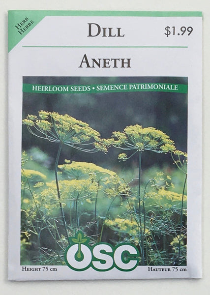 Seeds For Herbs