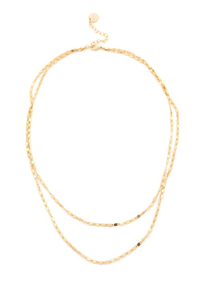 Cleo Layered Necklace (4415538462803)