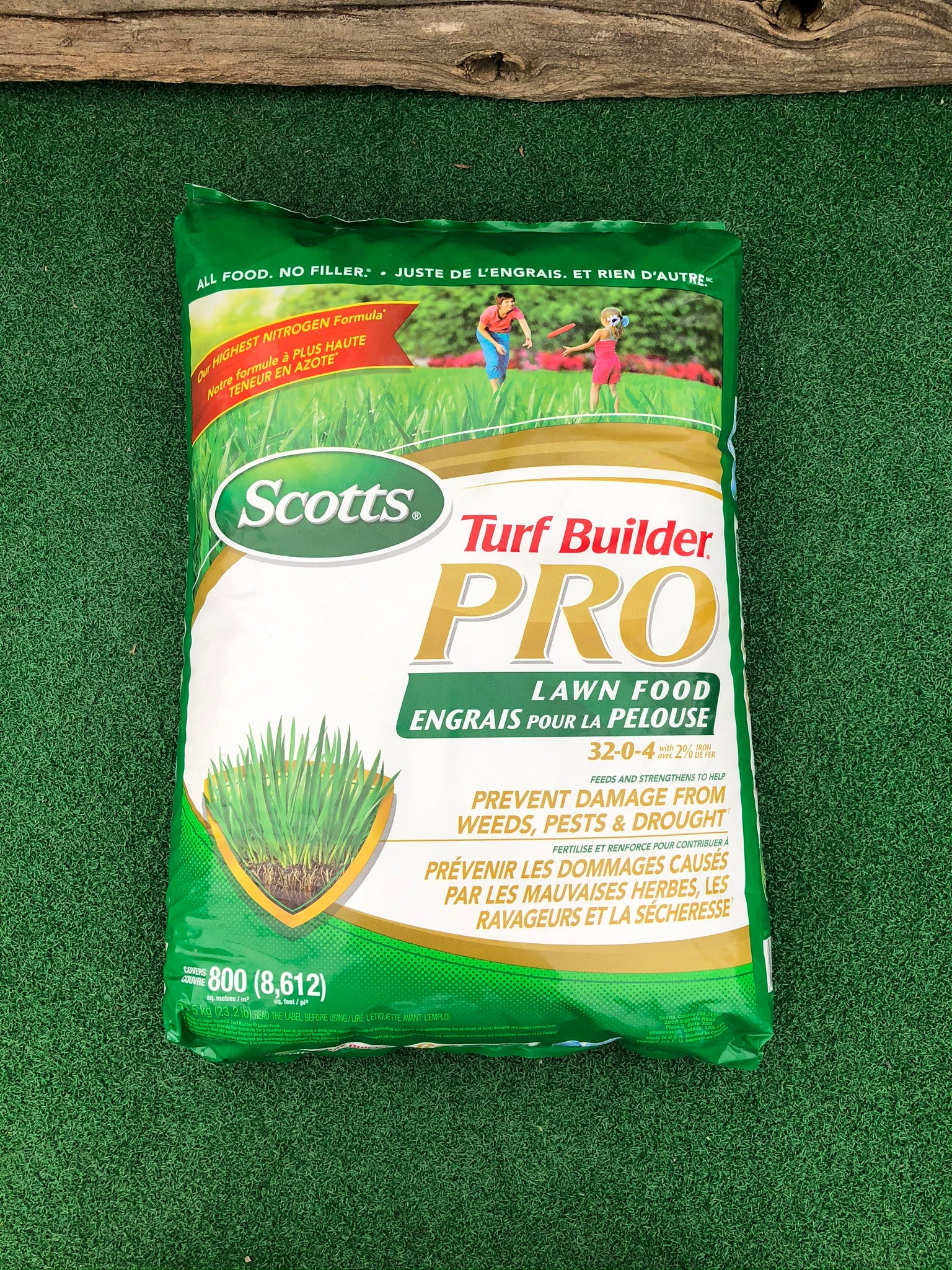 Turf Builder Pro Lawn Food (34-0-4) (4415576473683)