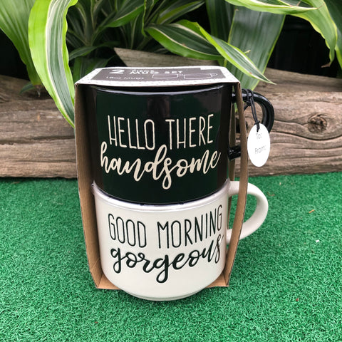 Hello There Mug Set (4416689504339)