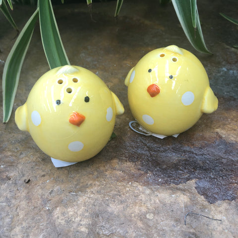 Chick Salt & Pepper Shaker Set (4418130903123)