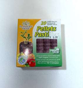 Jumbo Pellets For Starting Seeds Indoors