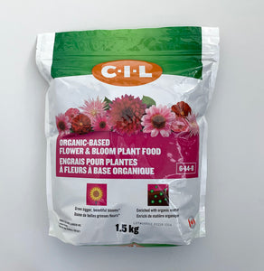 Organic Based Flower & Bloom Plant Food (4415545344083)