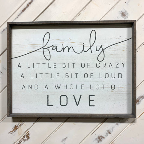 Family ... A Whole Lot Of Love (4417116569683)