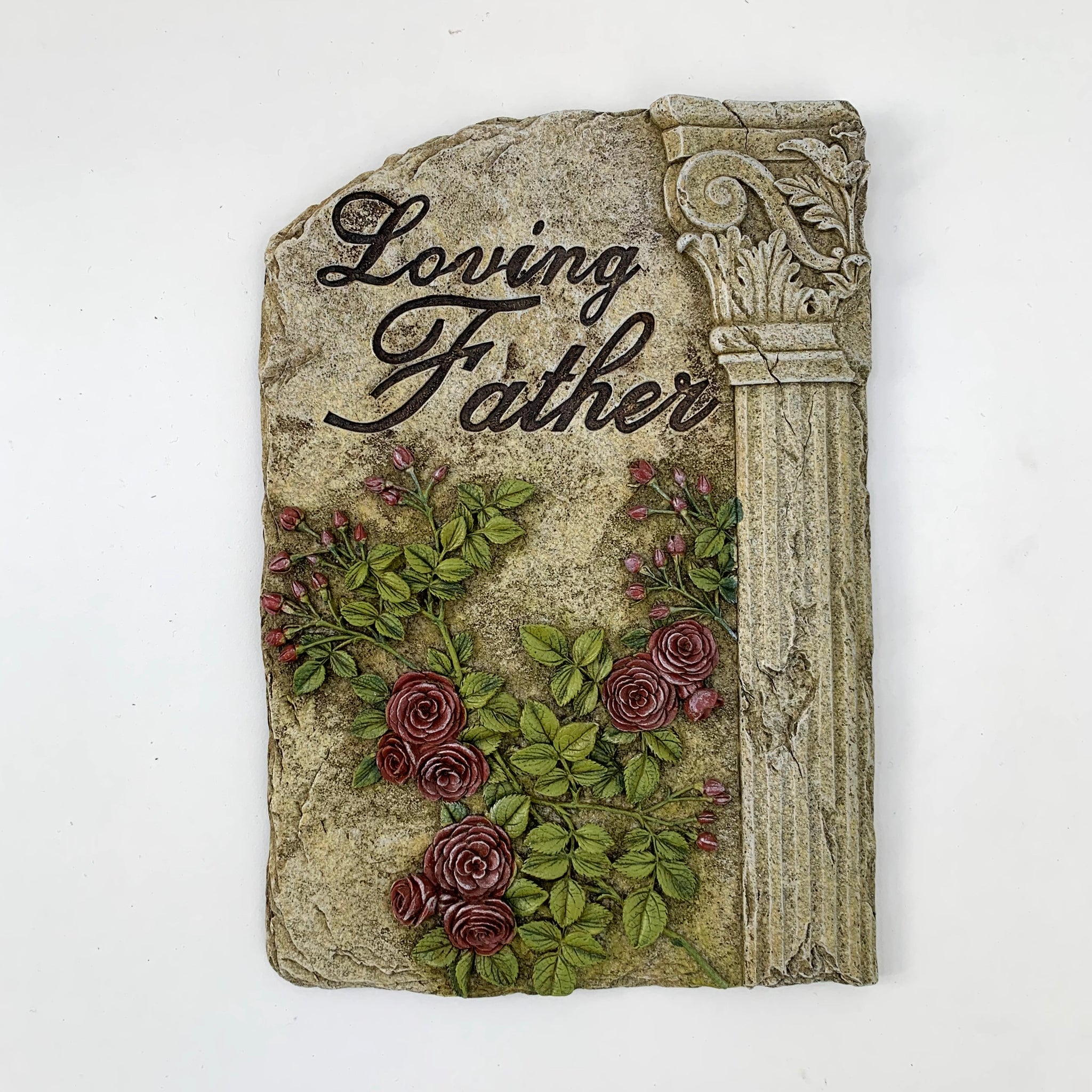 Loving Father Plaque (4415625265235)