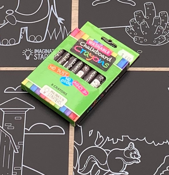 Washable Chalkboard Placemats (4422326222931)