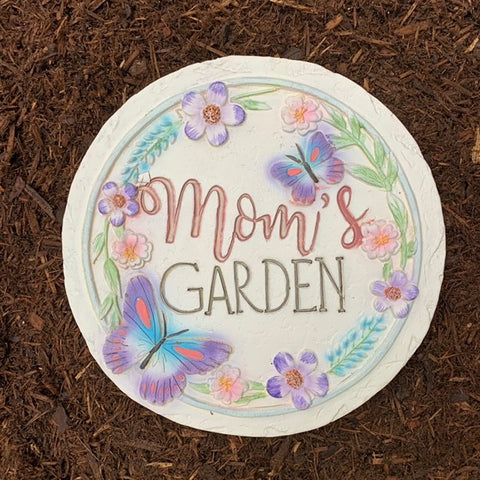Mom''s Garden Stepping Stones