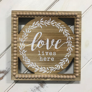 Home decor signs (4415740215379)