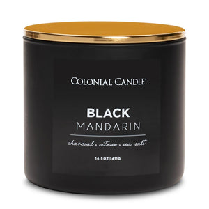 Black Mandarin by Colonial Candle, 14.5 oz (4422563233875)