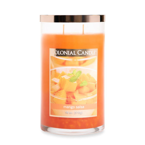 Mango Salsa by Colonial Candle, 18oz (4422768558163)