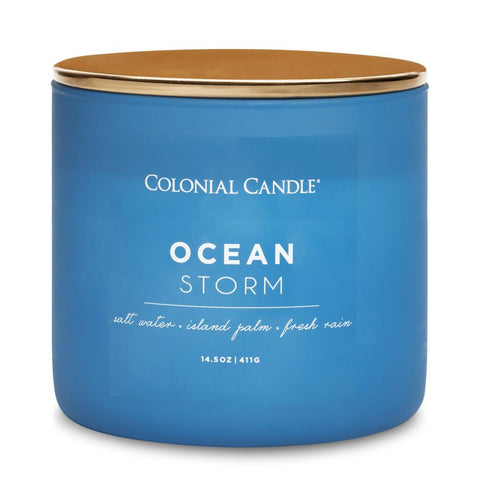 Ocean Storm by Colonial Candle, 14.5 oz (4422562906195)