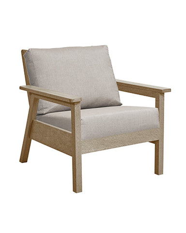 Tofino Arm Chair, Multiple colour/fabric options