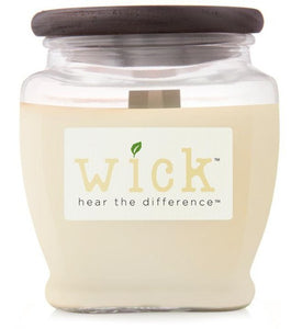 Vanilla Cedarwood, 15 oz. Wooden Wick Candle
