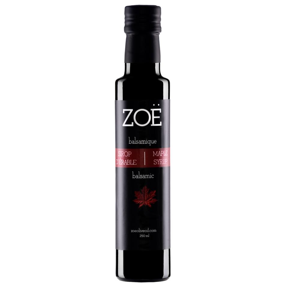 Maple Infused White Balsamic Vinegar 250 ml (4421242257491)