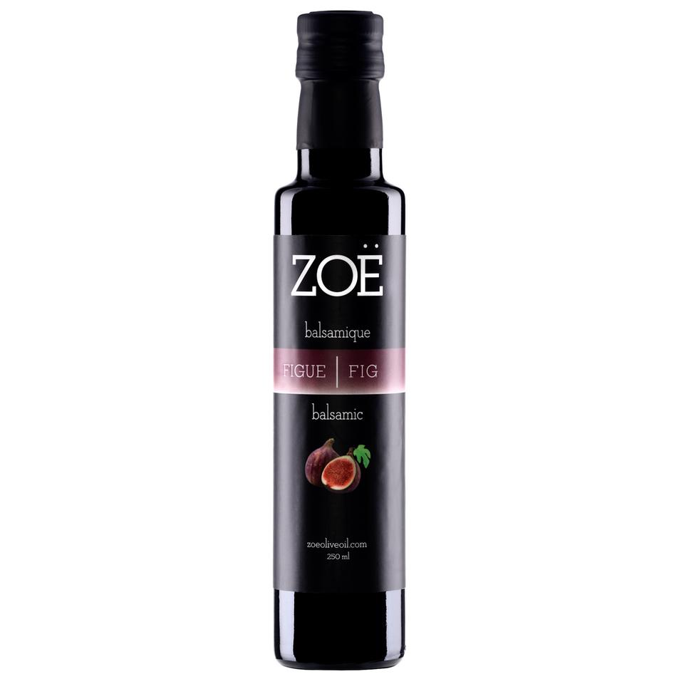 Fig Infused Dark Balsamic Vinegar 250 ml (4421220466771)