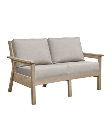 Tofino Loveseat, Multiple colour/fabric options