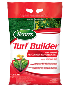 Turf Builder Weed Prevent - Corn Gluten
