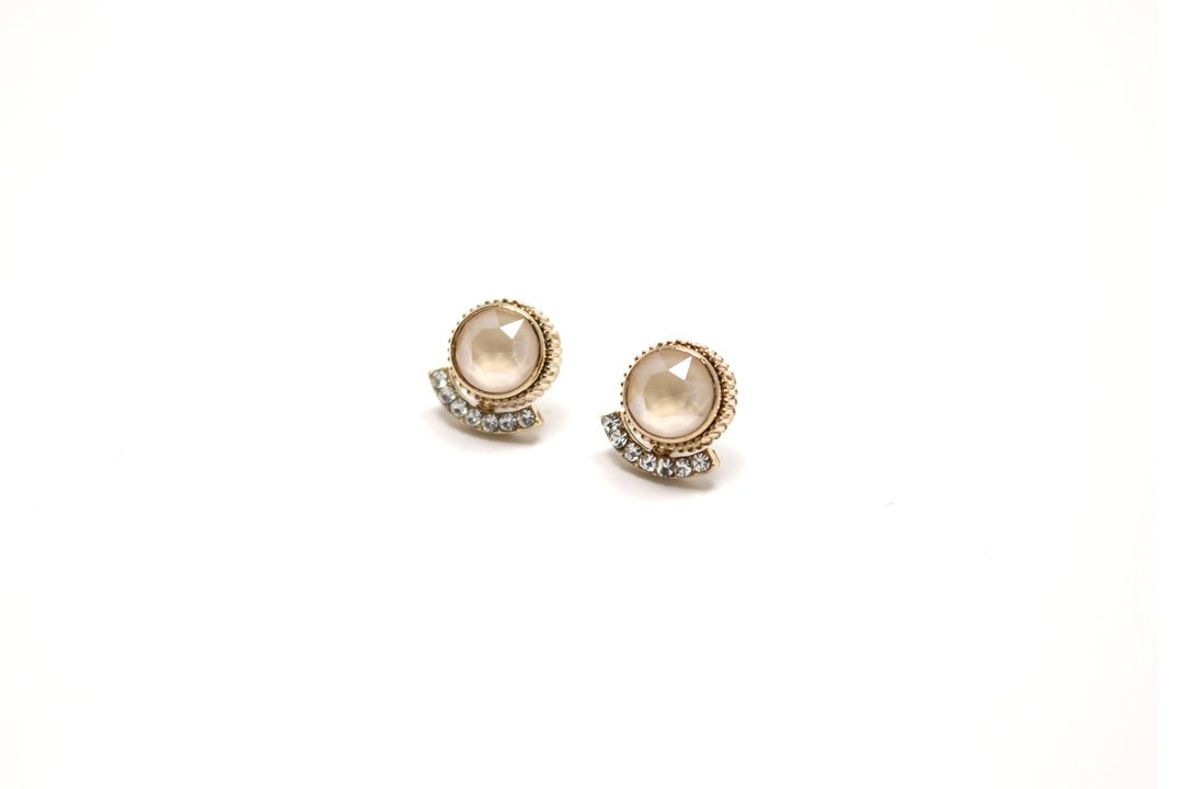 Mimosa Post Earrings (4415791333459)
