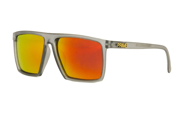 Ash / Red Blaze Polarized | Magnum