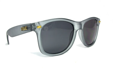 Ash / Black Polarized