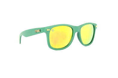 Olive Drab / Gold Blaze Polarized