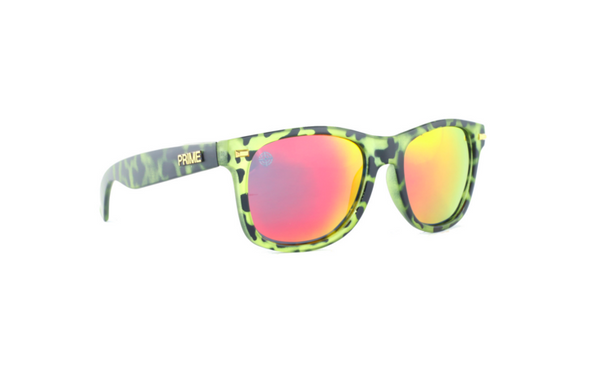 Moss / Red Blaze Polarized