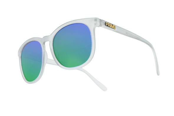 Clear / Green Blaze Polarized | Venice