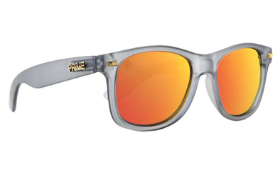 Ash / Red Blaze Polarized