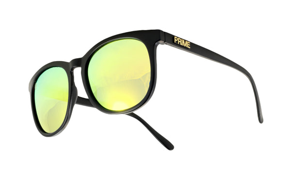 Black / Gold Blaze Polarized | Venice