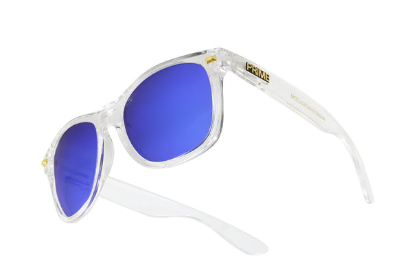Clear | Blue Blaze Polarized