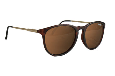 Franklin / Gold / Amber Polarized | Mansfield