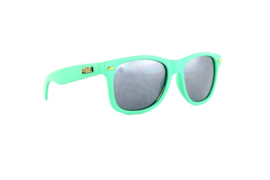 Spearmint / Black Chrome Polarized