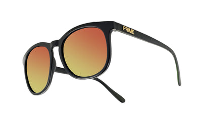 Black / Red Blaze Polarized | Venice