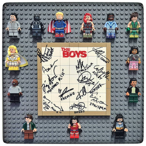 The Boys complete 12 figure collection - SEASON 1