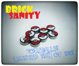 Pokeball printed tile