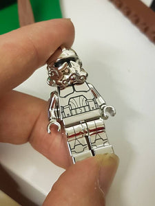 Custom Designed Chrome Trooper