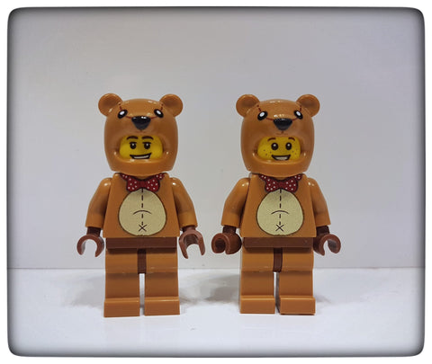 Custom Teddy Bear Mascot Figure