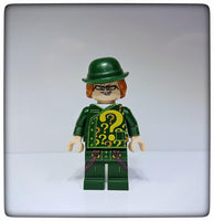 Alternate Riddler concept figure (Head, torso and legs only)