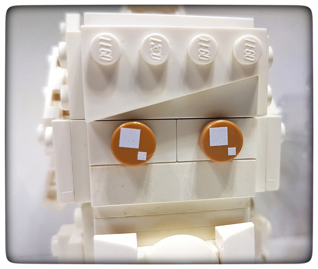 Replacement Brickheadz eyes