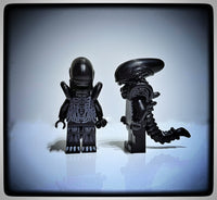 Custom Xenomorph figure